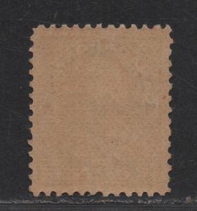 $Canada Sc#111 M/NH/VF, Cv. $450