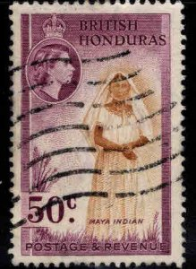 British Honduras Scott 152 Used