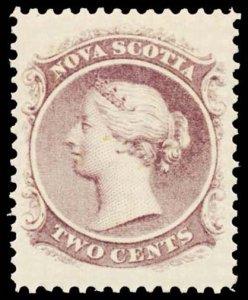 NOVA SCOTIA 9  Mint (ID # 101784)