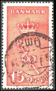 Denmark B4 Used 1929