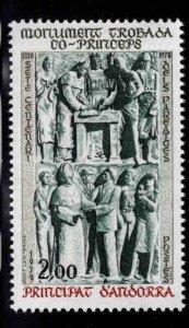 Andorre (French) Andorra Scott 273 MNH* stamp