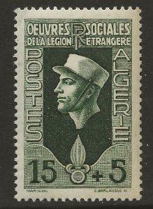 Algeria (1952)  - Scott # B59,   MNH