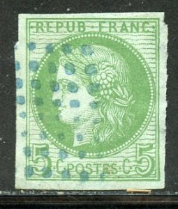 French Colonies # 19, Used. CV $ 9.50