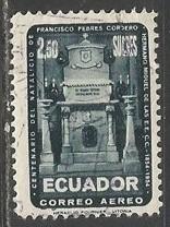 ECUADOR C275 VFU  Z1587-2