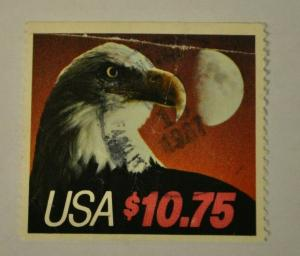 US 2122 1985 $10.75 Eagle and Moon Express Mail, Used