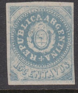 ARGENTINA  An old forgery of a classic stamp. ..............................D815