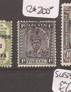 Malaya Jap Oc Pahang SG J176b MOG small thin (1ayp)