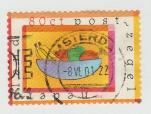 Netherlands  1007d Greetings Stamp