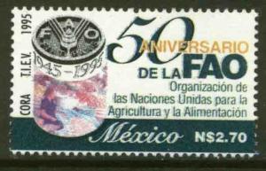 MEXICO 1930, FAO 50th Anniversary. MINT, NH. VF. (69)