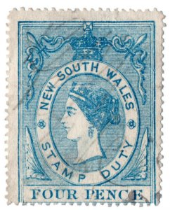 (I.B) Australia - NSW Revenue : Stamp Duty 4d