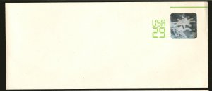 USA Space Hologram 29 Cent #10 Envelope Unused Cover