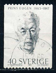 Sweden #683 Single Used