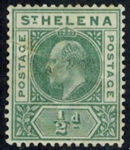 Saint Helena Scott 48 Used.