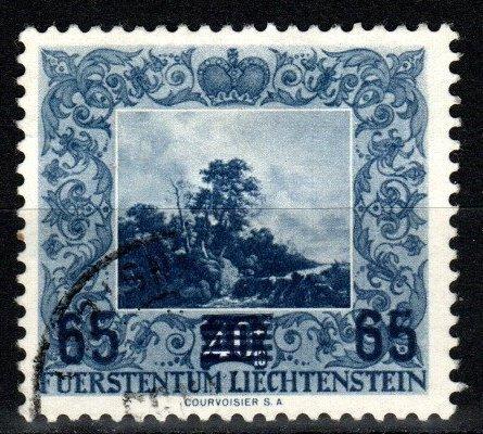 Liechtenstein #283  F-VF Used CV $7.25 (X8369)