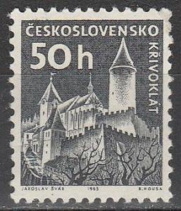 Czechoslovakia #974A  MNH CV $4.00  (K610)