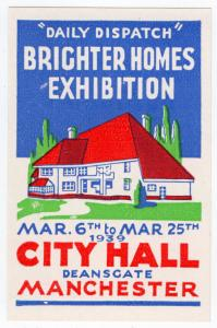 (I.B) Cinderella Collection : Daily Dispatch Brighter Homes Exhibition