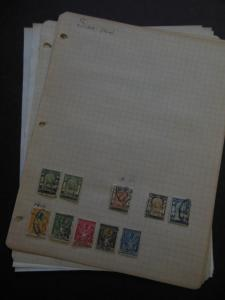 THAILAND : Old Time Mint & Used collection on pages.