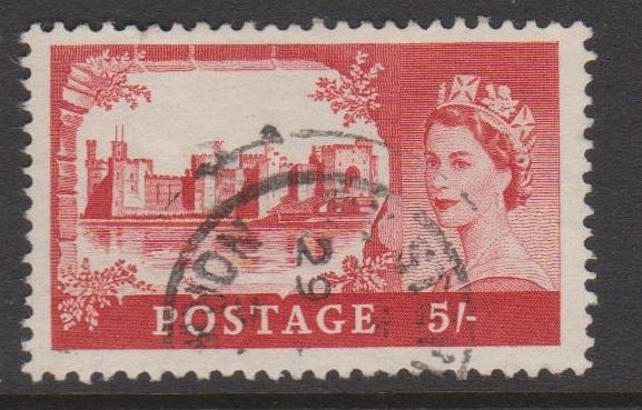 Great Britain Sc#310 Used