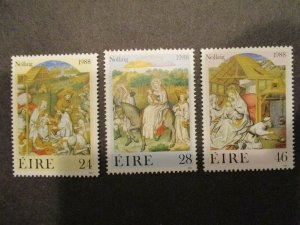 Ireland #731-33 Mint Never Hinged - (1C9) WDWPhilatelic