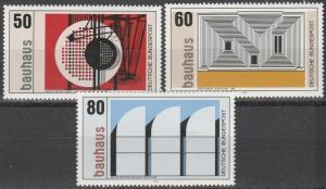 Germany #1387-9   MNH CV $2.75  (S9008)