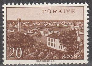 Turkey #1312 MNH  (S6106)