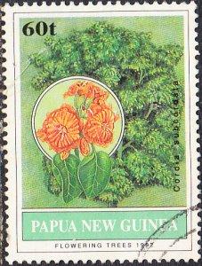 Papua New Guinea  #796  Used