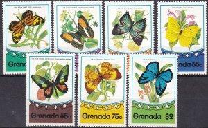 Grenada #660-66  MNH CV $7.85   (Z7855)