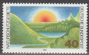 Germany #1331  MNH   (S8906)