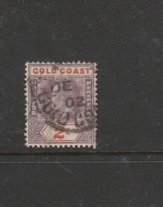 Gold Coast 1902 Crown CA 2d Used SG 40