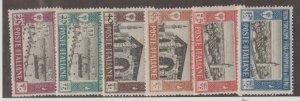 Libya Scott #B5-B10 Stamp - Mint Set