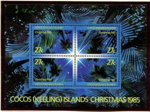 Cocos / Keeling Islands SC#151 Christmas  MNH