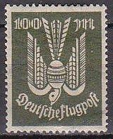 Germany C18 1923 Pigeon MH