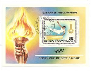 Ivory Coast 527 CTO .