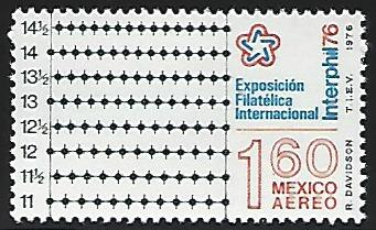 Mexico #C521 MNH Single Stamp