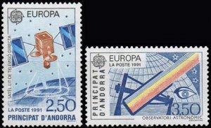 Scott #403-4 Europa MNH