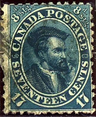 Canada #19a Used