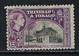 TRINIDAD &TOBAGO 79 VFU Y798-2