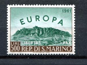 San Marino  Europa 1973 Mint VF NH