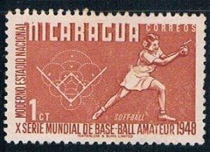 Nicaragua Tennis 1 (NP8R301)