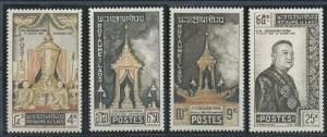 Laos 66-69 MNH (1961)