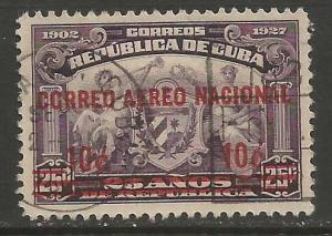 Cuba C3 VFU ARMS T443-5
