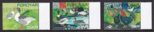 Faroe Island, Fauna, Birds MNH / 2007