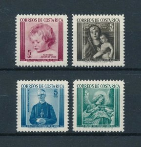 [104148] Costa Rica 1962 Postal tax children's village Christmas Rubens  MNH