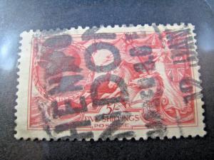 GREAT BRITAIN  -  SCOTT #180   Used                 (alb18)
