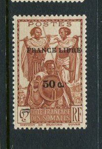 Somali Coast #223 Mint