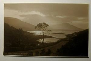 Mint Vintage Mulrany Bellacragmer Bay Ireland Real Picture Postcard