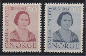 Norway 431-432 MNH (1963)