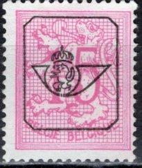 Belgium; 1959: Sc. # 408; O/Used PreCancelled Single Stamp