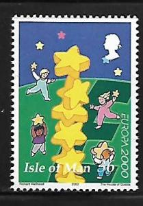 ISLE OF MAN 883 MNH EUROPA 2000 ISSUE