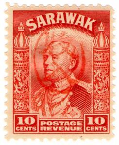 (I.B) Sarawak Revenue : Japanese Occupation OP 10c